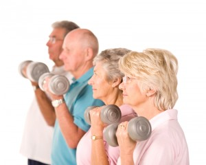 Balance, Strength and Mobility class